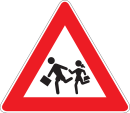 http://pixabay.com/en/sign-school-drive-symbol-car-road-44373/