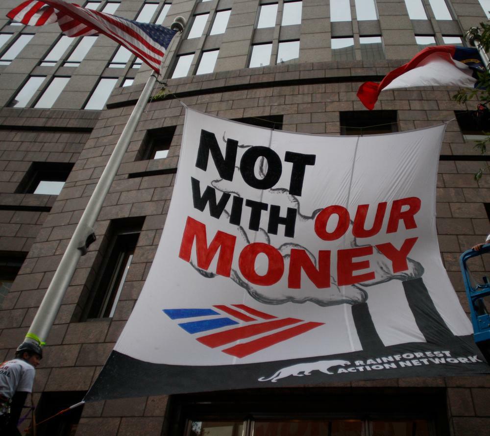 Bank of America/Nell Redmond