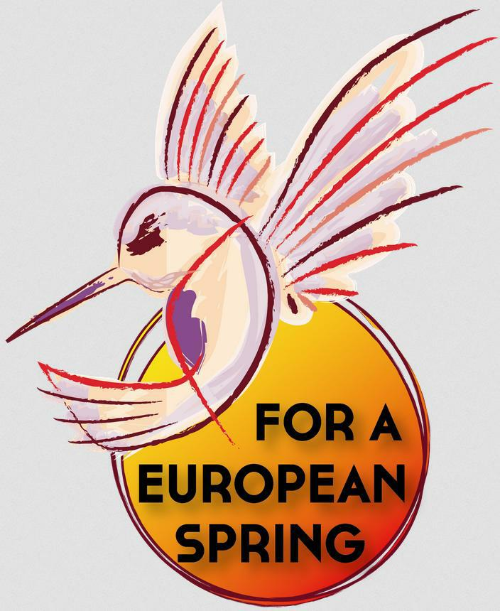 Logo: For a European Spring