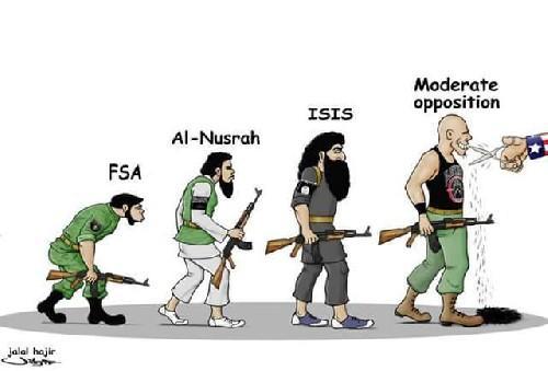 Další kolo americké komedie ohledně ISIL ilustruje video
