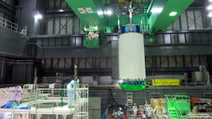 http://fukushimaupdate.com/video-transfer-of-fuel-assemblies-to-the-cask-inside-reactor-4/